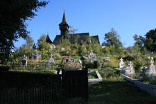 Biserica de lemn din cimitir